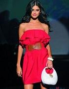 Czerwona sukienka CALZEDONIA...