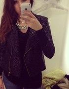 Sequin jacket Mohito
