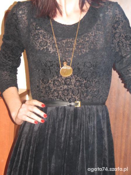 Eleganckie klasyczna czern