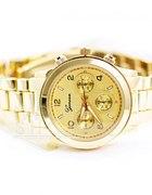 Złoty Zegarek Firmy GENEVA