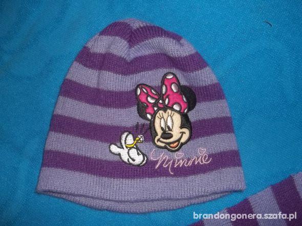 Komplety Czapeczka i szaliczek Myszka Mickey 92