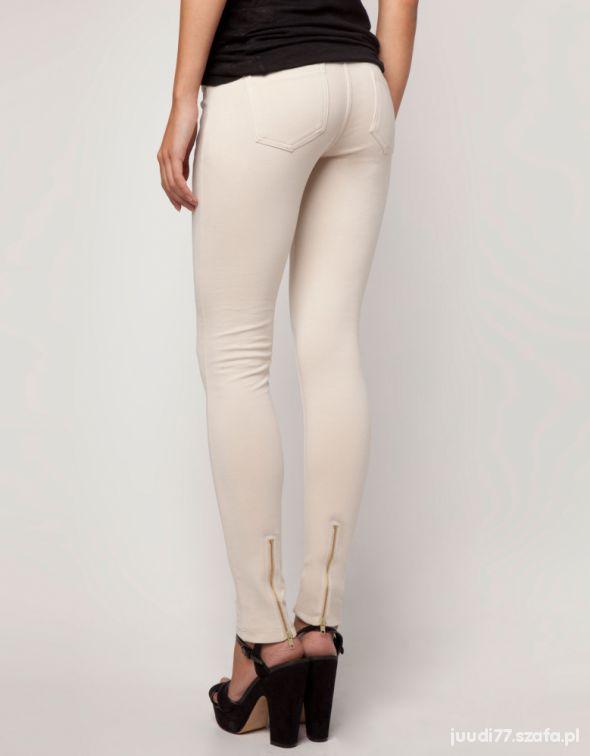 spodnie bershka...