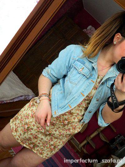 Mój styl katanka & sukienka