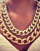 naszyjnik łańcuch