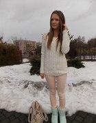 Zimowo Pastelowo