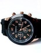 Zegarek Jelly Watch Geneva Czarny