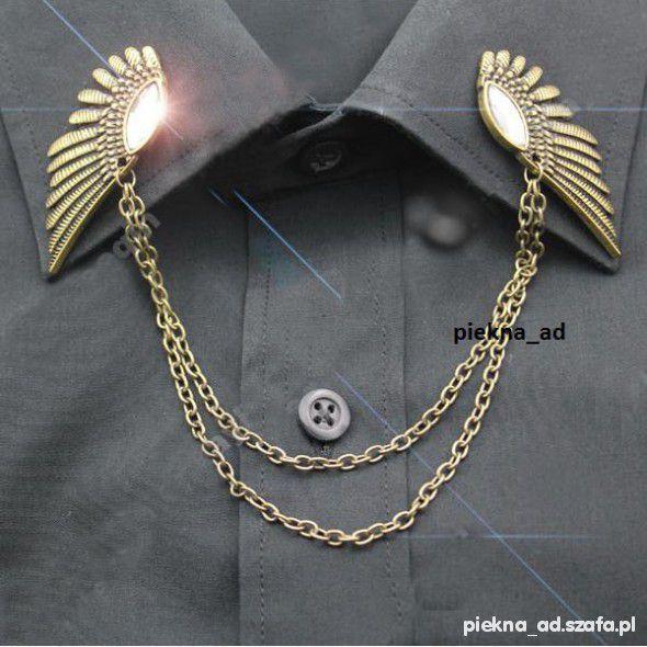 Collar cllip tips skrzydełka