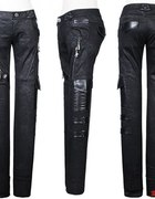 Spodnie Punk Rave rozmiar S