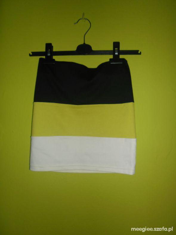 Tally Weijl spódnica bandage trzy kolory