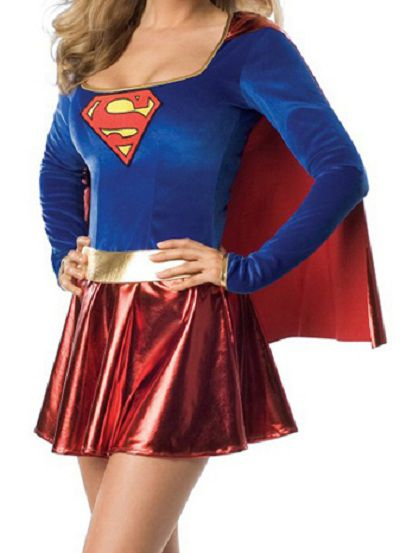 Kostium SUPERWOMAN