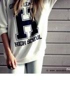 bluza college blouse