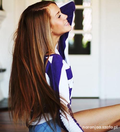 Długie Włosy W Fryzury Szafapl