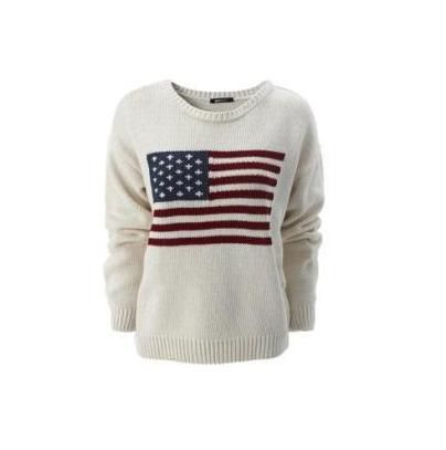 gina tricot sweter flaga USA...