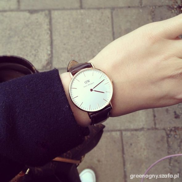 Zegarki zegarek daniel wellington