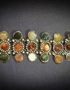 Piękna indyjska bransoleta