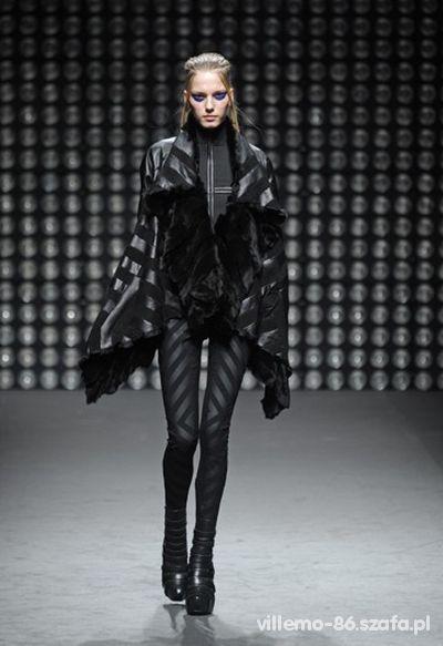 futuristic goth