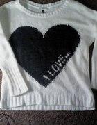 Sweter z Bershki