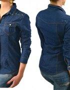 Koszula jeansowa cwieki 36 38