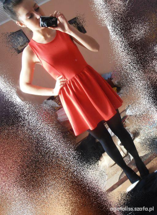 Imprezowe sukienka hm
