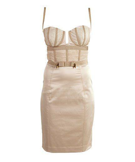 Suknie i sukienki sukienka z gorsetem Celyn B