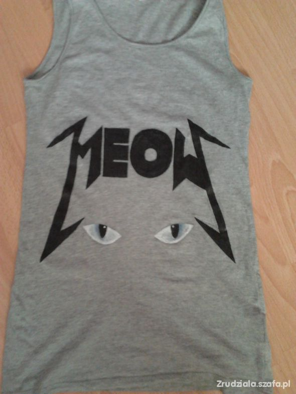 Bokserka DIY Meow