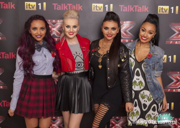 Imprezowe Little Mix