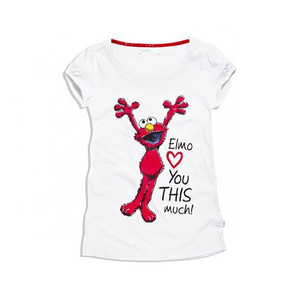 T-shirt Moje t shirty Ulica Sezamkowa