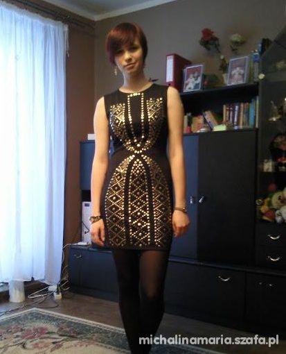 Eleganckie Mój strój na drugi dzień Studniowki