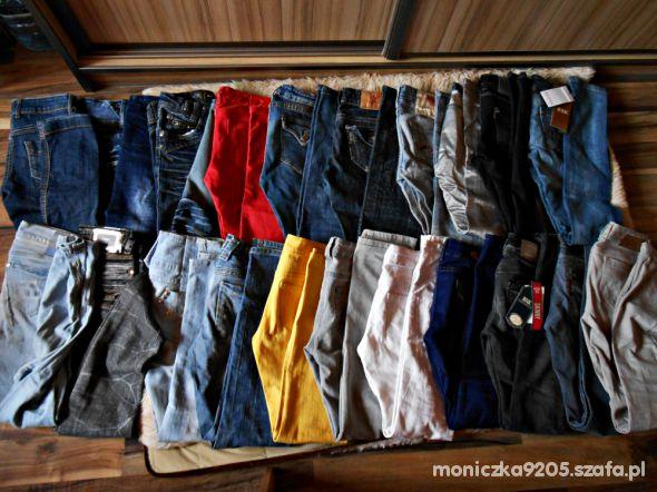 Moja Mała Kolekcja Spodni