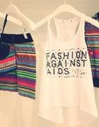 H&M against Aids...
