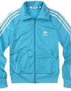 Błękitna Adidas...