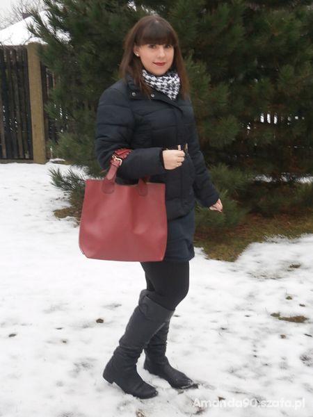 Romantyczne Little Black Dress Winter Edition