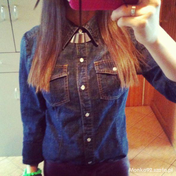Mój styl Jeans i skóra