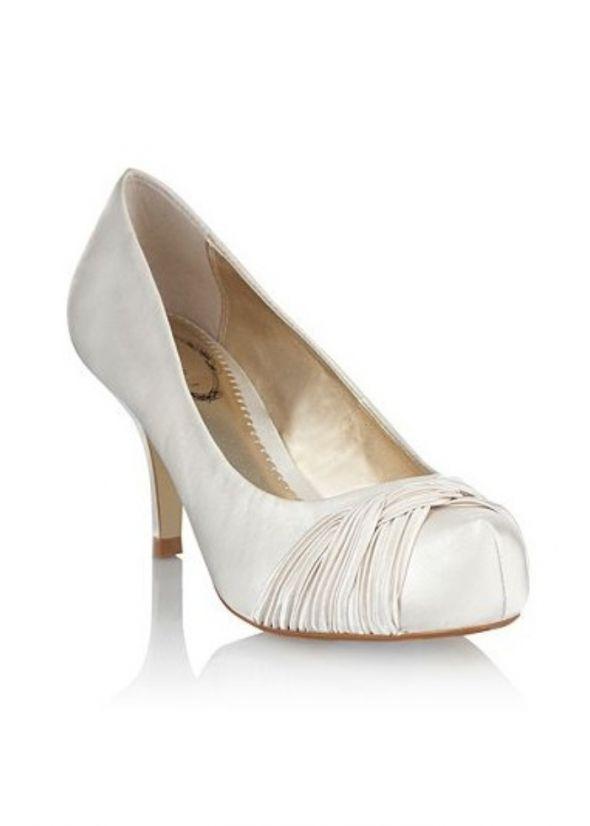 Buty na mój ślub cywilny