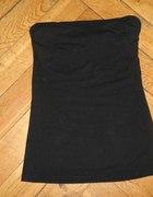 tuba czarna bluzka H&M