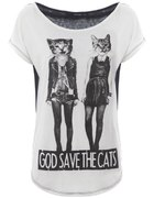 Tally Weijl God save the cats