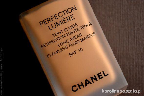 53fc0d85d2d60 Podkład Chanel Perfection Lumiere SPF10 30ml w Twarz - Szafa.pl