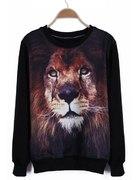 bluza z lwem