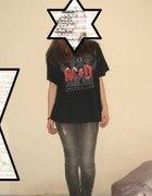 AcDc tshirt oryginalny PROMOCJA
