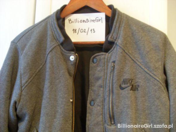 kurtka bejsbolówka NIKE AIR college bomber jacket w Odzież