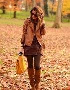 na jesienny spacerek