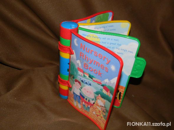 Zabawki interaktywna książeczka vtech