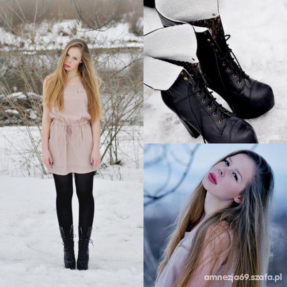 Romantyczne Zima serio