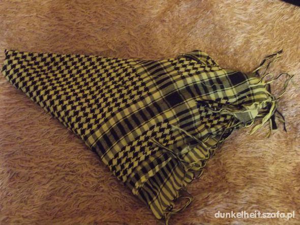 Chusty i apaszki Arafatka żołta