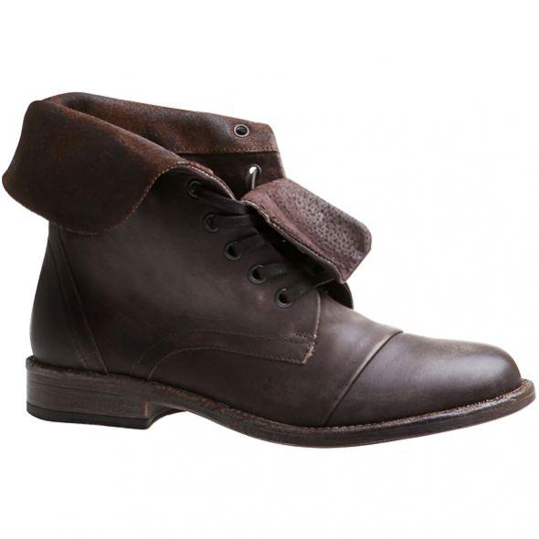 Brązowe skórzane buty firmy Bata rozmiar 37...