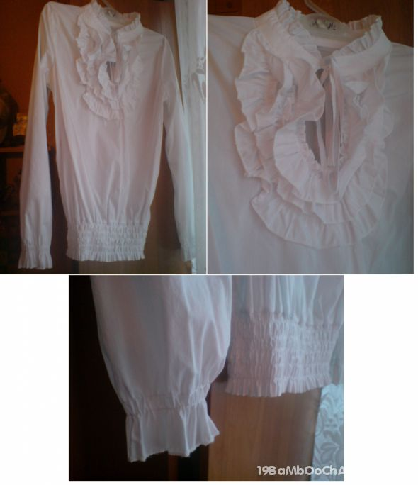 Koszula z żabotem