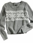 Swetry w norweskie wzory...