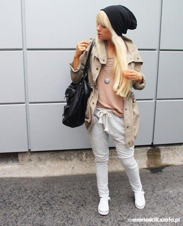 spodnie baggy japan style