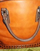 Shopper bag ala ZARA bardzo pojemna