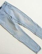 Spodnie ZARA S jeans tregginsy 40 zł z wysyłką